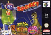 Cover Rocket: Robot on Wheels