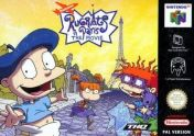 Cover Rugrats in Paris: The Movie