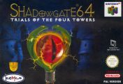 Cover Shadowgate 64: Trials of the Four Towers