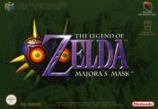 Cover The Legend of Zelda: Majora's Mask