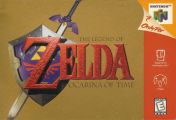 Cover The Legend of Zelda: Ocarina of Time