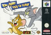 Cover Tom and Jerry in Fists of Furry