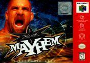 Cover WCW Mayhem (Nintendo 64)