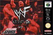 Cover WWF Attitude