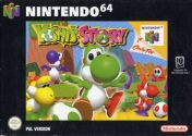 Cover Yoshi's Story