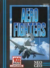 Cover Aero Fighters 2