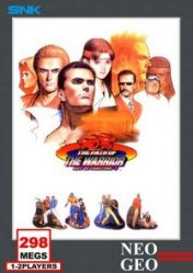 Cover Art of Fighting 3