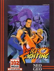 Cover Art of Fighting