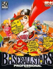 Cover Baseball Stars Professional (Neo Geo)