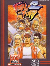 Cover Fatal Fury 2