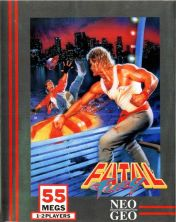 Cover Fatal Fury