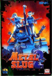 Cover Metal Slug 2