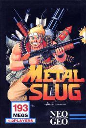 Cover Metal Slug (Neo Geo)
