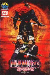 Cover Ninja Masters