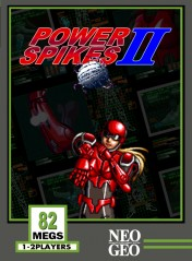 Cover Power Spikes II