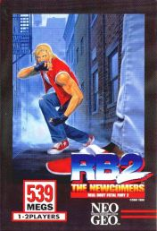 Cover Real Bout Fatal Fury 2