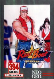 Cover Real Bout Fatal Fury Special