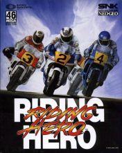 Cover Riding Hero
