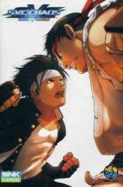 Cover SVC Chaos: SNK vs. Capcom