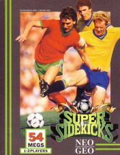 Cover Super Sidekicks