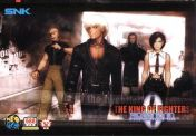 Cover The King of Fighters 2000 (Neo Geo)