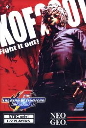 Cover The King of Fighters 2001