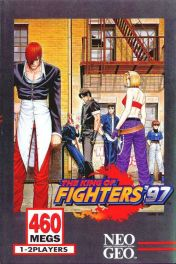 Cover The King of Fighters '97
