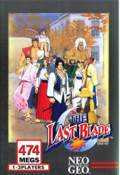 Cover The Last Blade