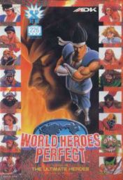 Cover World Heroes Perfect