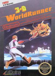 Cover 3-D WorldRunner