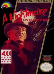 Cover A Nightmare on Elm Street