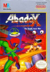 Cover Abadox: The Deadly Inner War