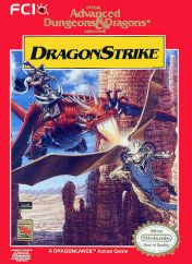 Cover Advanced Dungeons & Dragons: DragonStrike
