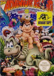 Cover Adventure Island II