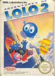 Cover Adventures of Lolo 2