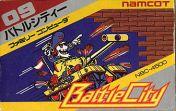Cover Battle City (NES)