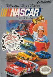 Cover Bill Elliott's NASCAR Challenge
