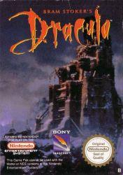 Cover Bram Stoker's Dracula (NES)