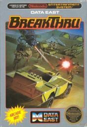 Cover BreakThru