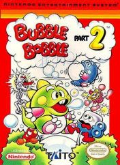 Cover Bubble Bobble Part 2