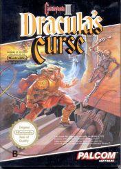 Cover Castlevania III: Dracula's Curse