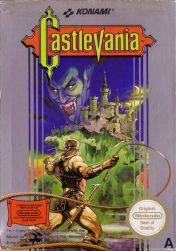 Cover Castlevania (NES)