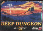Cover Deep Dungeon IV: Kuro no Youjutsushi