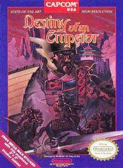 Cover Destiny of an Emperor