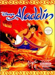 Cover Disney's Aladdin