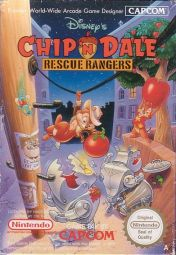 Cover Disney's Chip 'n Dale: Rescue Rangers