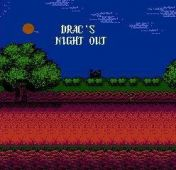 Cover Drac's Night Out