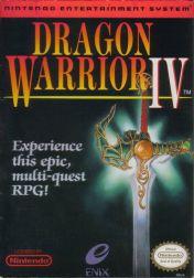 Cover Dragon Warrior IV