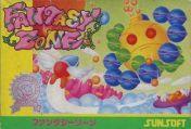 Cover Fantasy Zone (NES)
