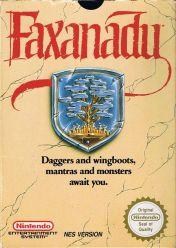 Cover Faxanadu